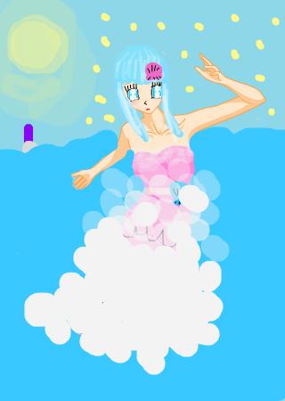 标  题: 小美人鱼变成了泡沫,但她还带着王子送她的贝壳发卡