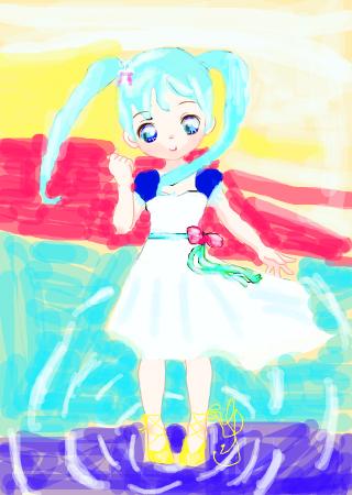 水晶冰公主