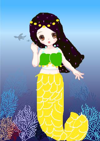 标  题: 小小美人鱼 作  者:★ょゎを★ 发布时间:2011年03月23日