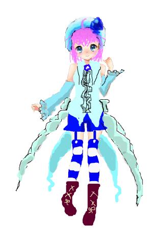 水母仿生服装设计