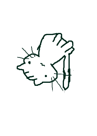 简笔画 设计 矢量 矢量图 手绘 素材 线稿 320_450 竖版 竖屏