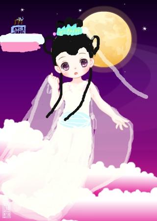 仙蒂公主真可爱 的涂鸦欣赏 作品编号[2730470]