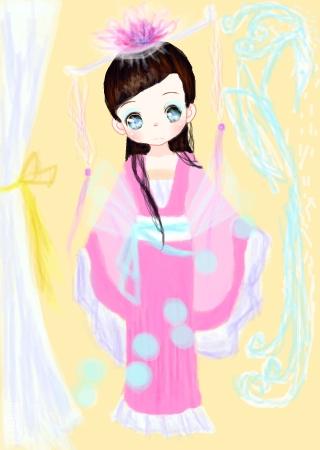 水晶冰公主 的涂鸦欣赏 作品编号[2818314] - 彩虹堂