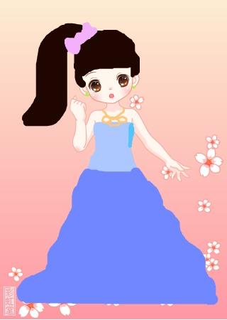 标  题: 可爱的小娃娃 作  者:123456789难求啊 发布时间:2012年03月