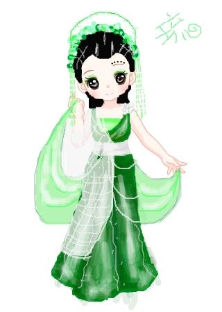 标  题: 这是四公主:绿儿.献花花 作  者:冰晶?