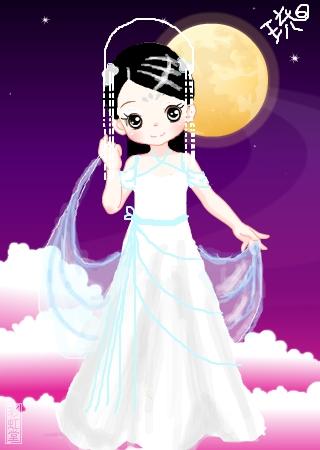 标  题: 这是我自创的八公主白儿!献花花! 作  者:冰晶?