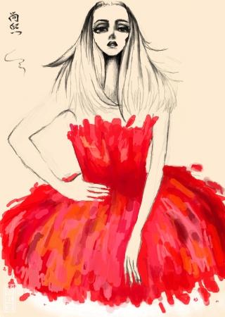 标  题: 我不想讨论脖子手儿裙子的问题``本来想好好画个回归图的但