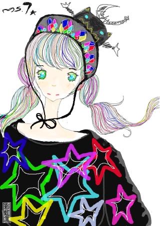 大白兔糖c 的涂鸦欣赏 作品编号[3264202] - 彩虹堂
