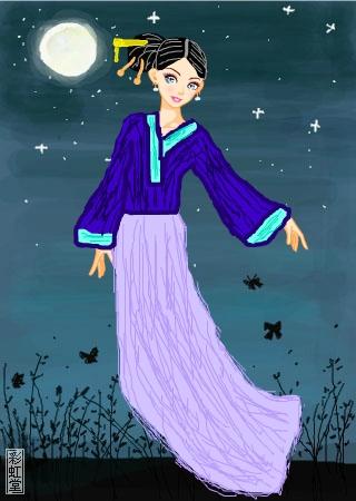 标  题: 美丽的嫦娥即将去孤独的月宫,让我们支持她吧 作  者