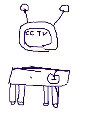 糖果简笔画手绘