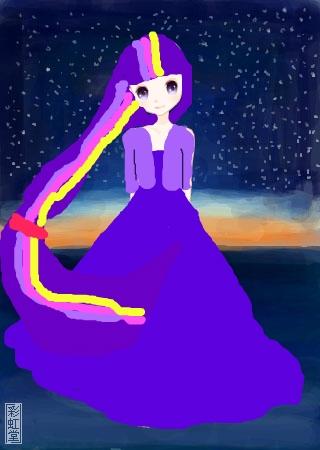 紫悦公主158565 的涂鸦欣赏 作品编号[3709250]