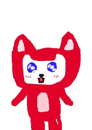阿狸绘画大全可爱