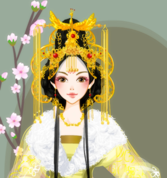 我心中的长孙皇后
