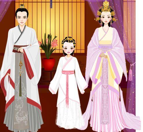 富察皇后卡通头像
