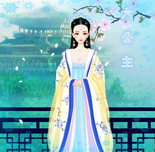 六公主_天庭六公主