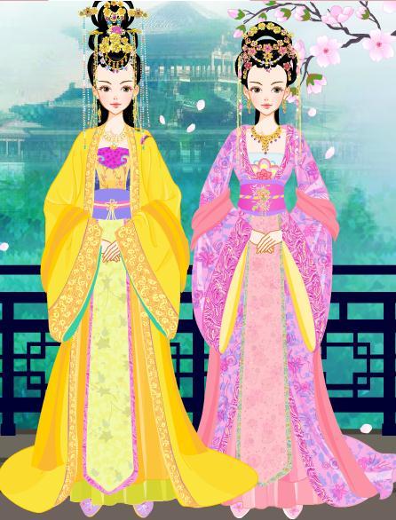 高头娘娘vs可爱公主……谁厉害?