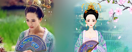 angelababy,很爱杨颖.知道这身衣服很多人做过.今天手痒想来画一副.