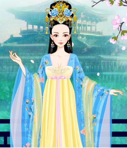 蓝芯长公主.