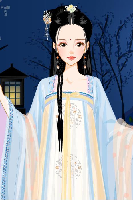 公主出宫装2