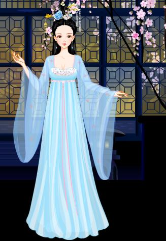公主出宫装③