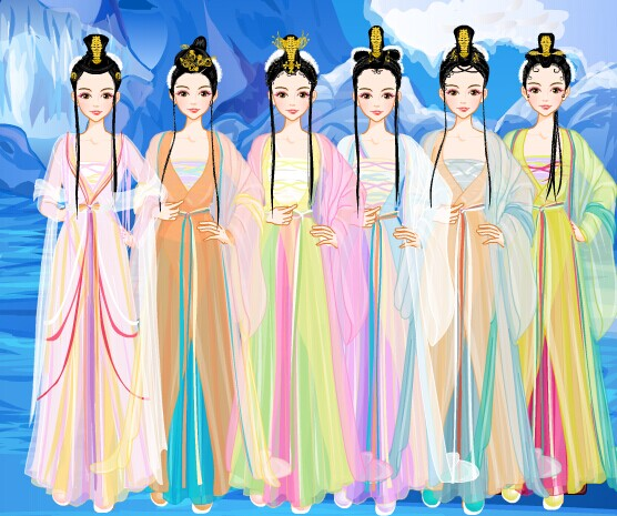 六公主_六位公主