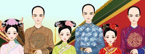 墨王爷夫妇和翼王爷夫妇,两个王妃是逗逼小闺蜜,王爷是很较好的兄弟