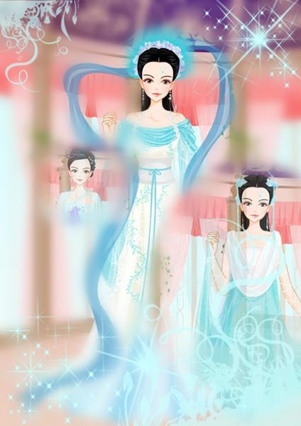 六公主_蓝儿,六公主