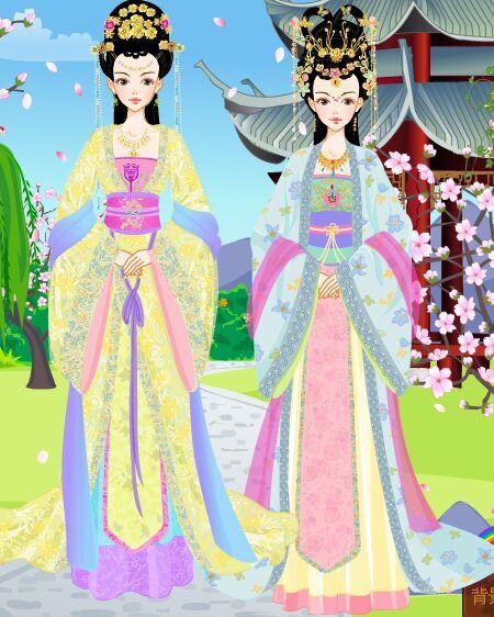 lyl19980917主页2015-07-28 宫人:韦贵妃驾到  昭阳公主:参见韦贵妃