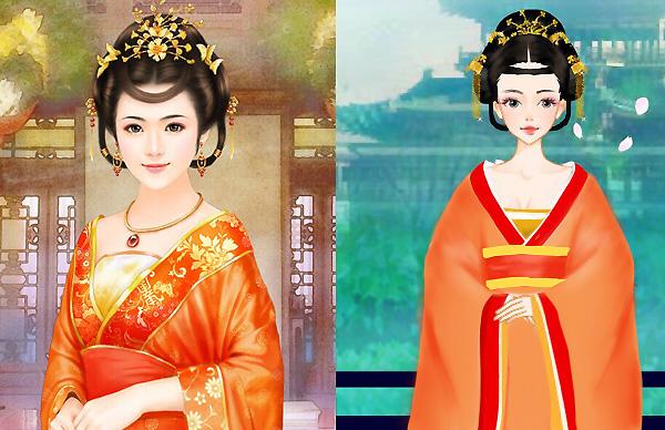 作  者:抚琴仙子 内  容: 古装手绘美女,喜欢撒花!