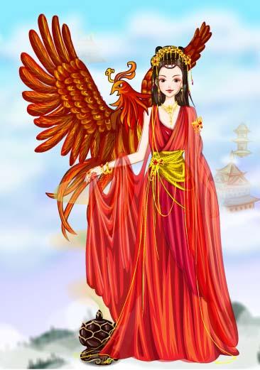 凤族公主——帝凰