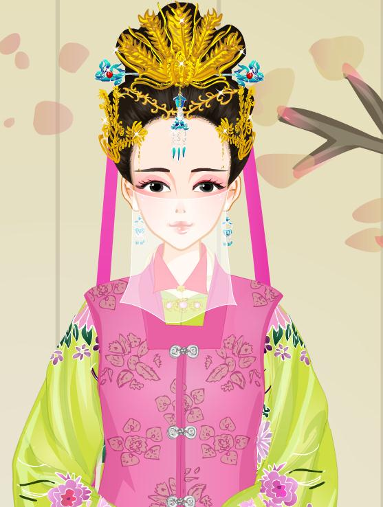 小微沫熙姐姐可爱公主