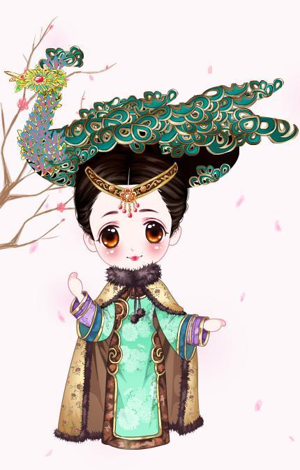 (6)  [献花] 彩虹堂拼图主页2016-07-04 书亦飞q版古装,被遗忘了吗.
