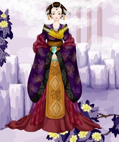 男主是一个皇帝,女主是一个和亲的公主,男女主小时候是认识的,好像...