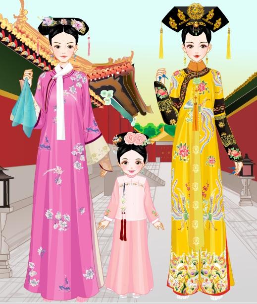 那年我7岁,皇帝哥哥封我为和硕公主,封16岁的姊姊为固伦文惠公主,封