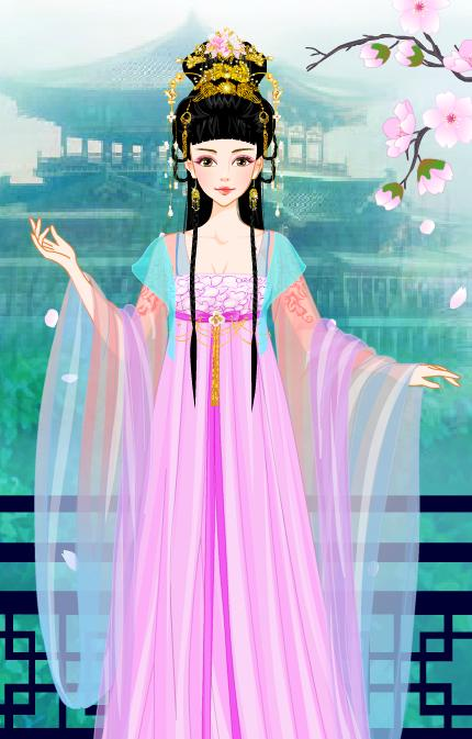 天照国和亲公主.在和亲路上逃婚遇见青海王.冤家一样,相处中相爱.