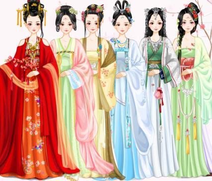 六个小仙女儿