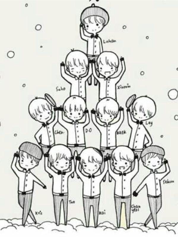 作  者:vivi喵 内  容: 【exo】exo,还记得以前的十二人吗?