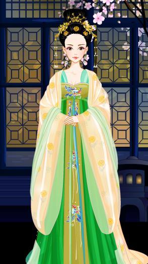 2017-08-17 元淳公主,前期性情率真可爱,喜欢燕洵,后经国变,一心想着